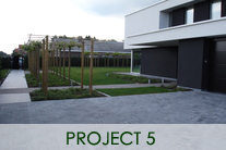 Moderne tuinen - Project 5