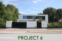 Moderne tuinen - Project 6